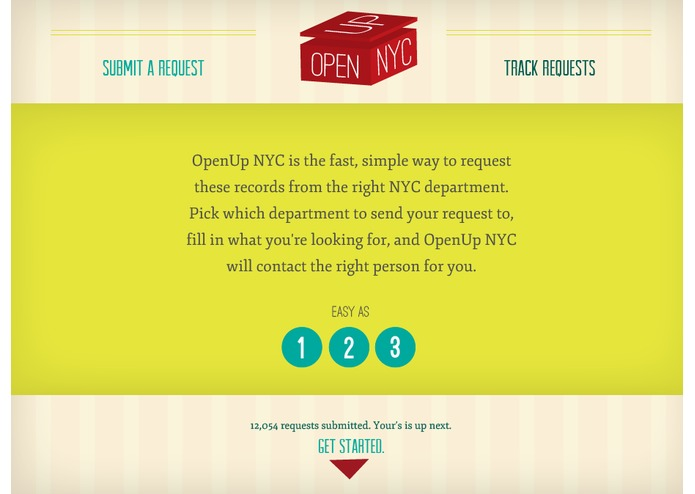 OpenUp NYC – screenshot 1