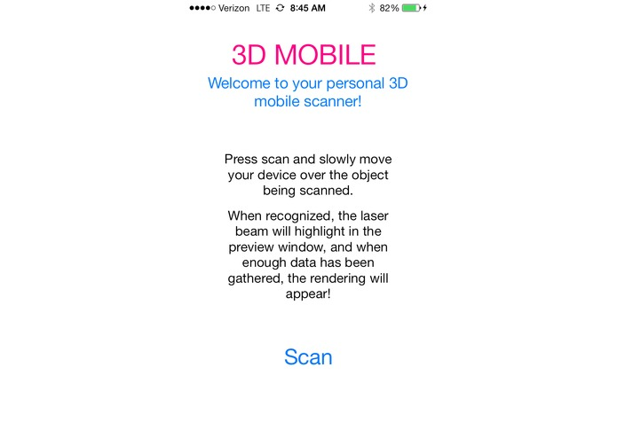 3DMobile – screenshot 1
