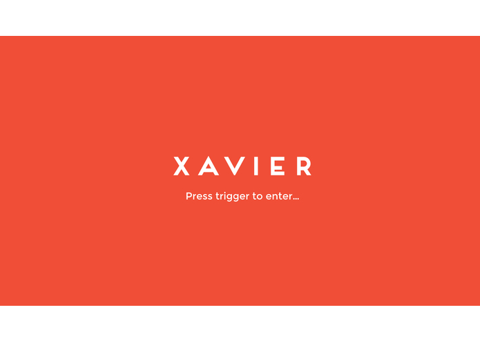 Xavier: Augmented Reality for Google Cardboard with Gestural Controls – screenshot 1