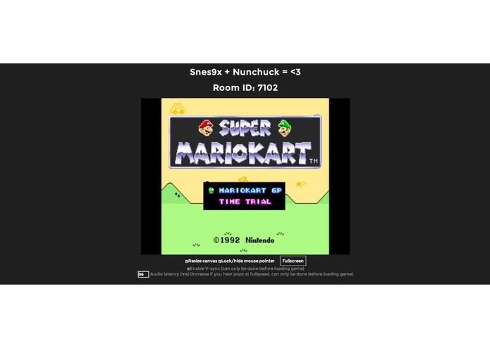 nunchuck.js – screenshot 3