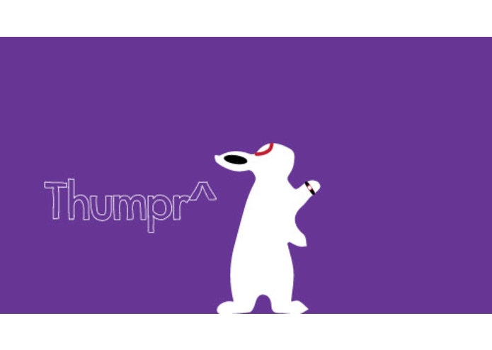thumpr – screenshot 1