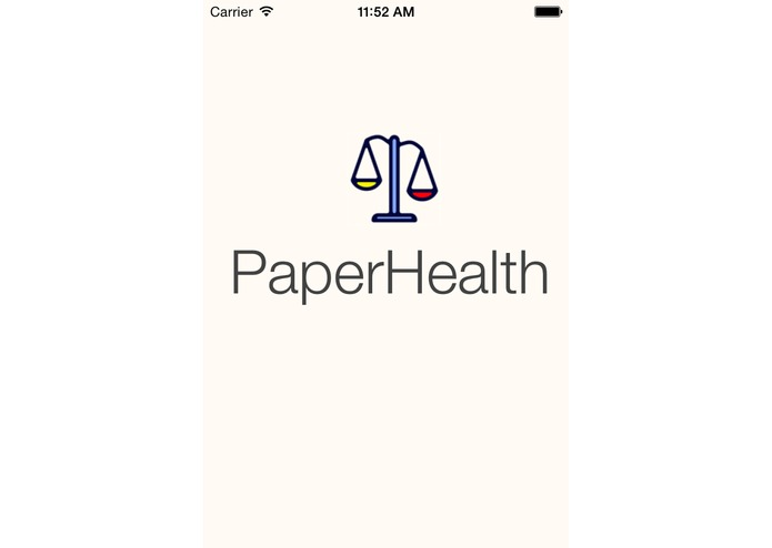 PaperHealth – screenshot 3