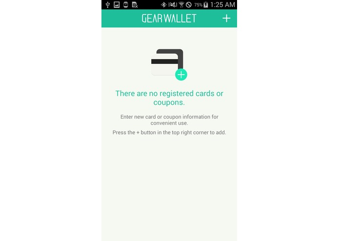 Gear Wallet – screenshot 4
