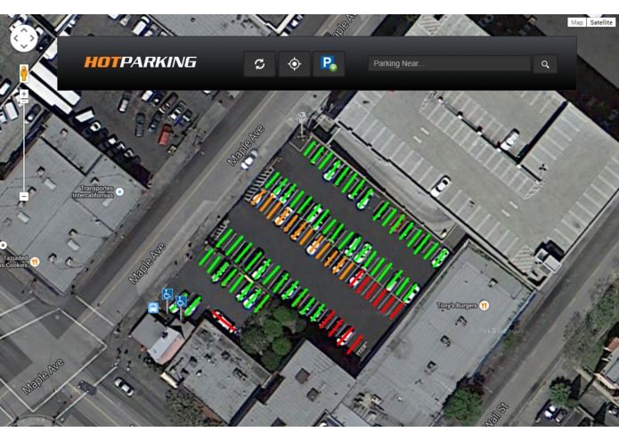 HotParking – screenshot 1