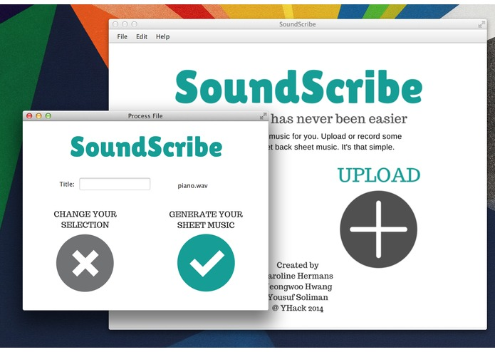 SoundScribe – screenshot 3