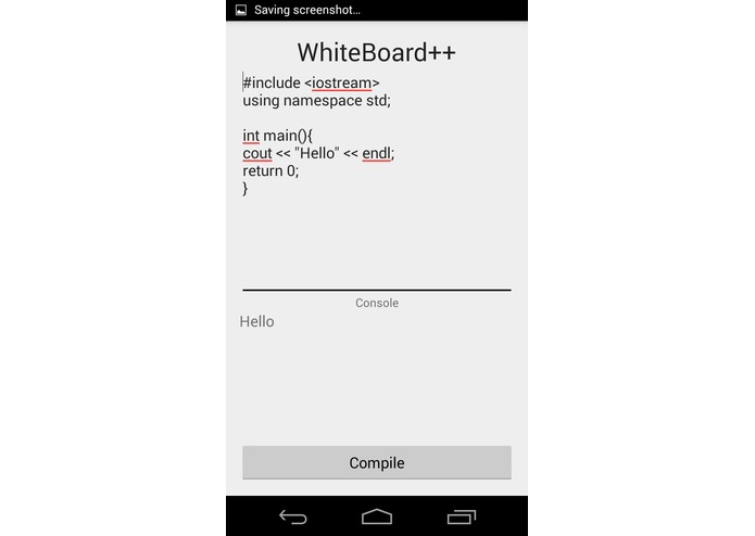 Whiteboard++ – screenshot 2
