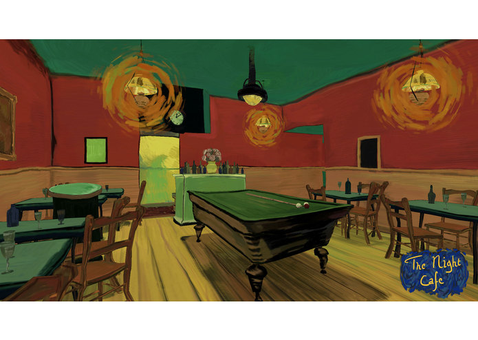 The Night Cafe - An immersive tribute to Vincent van Gogh – screenshot 2