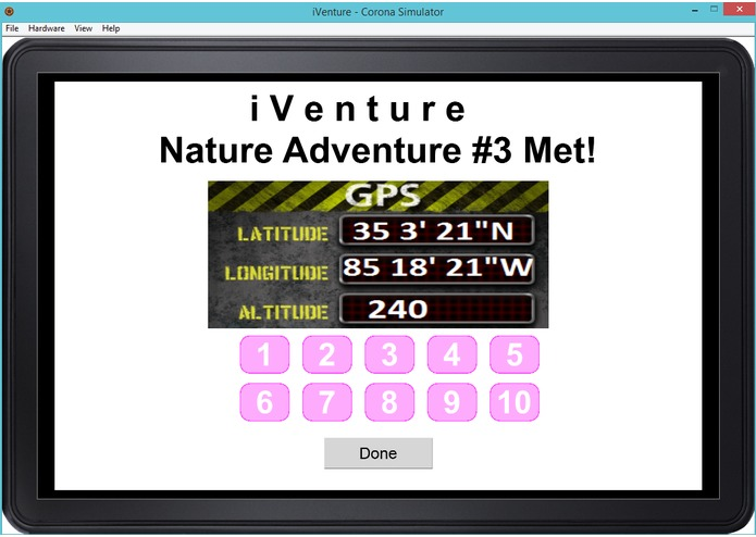 iVentures copyright 2015 Robert P. Cook – screenshot 4