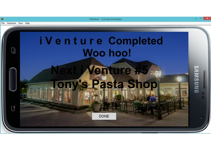 iVentures copyright 2015 Robert P. Cook – screenshot 7