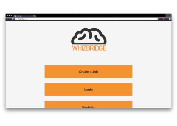WhizBridge – screenshot 1