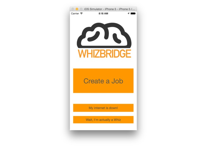 WhizBridge – screenshot 6