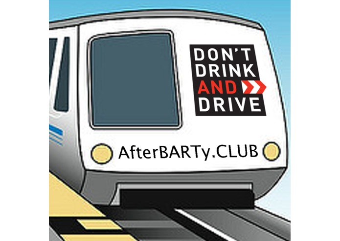 AfterBARTYclub Designated Driver and Playlist – screenshot 1