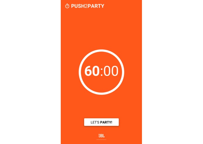 PUSH2PARTY – screenshot 1