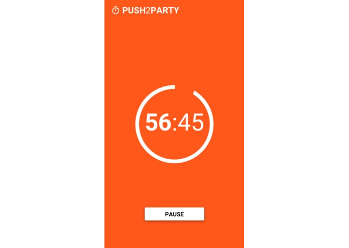 PUSH2PARTY – screenshot 2