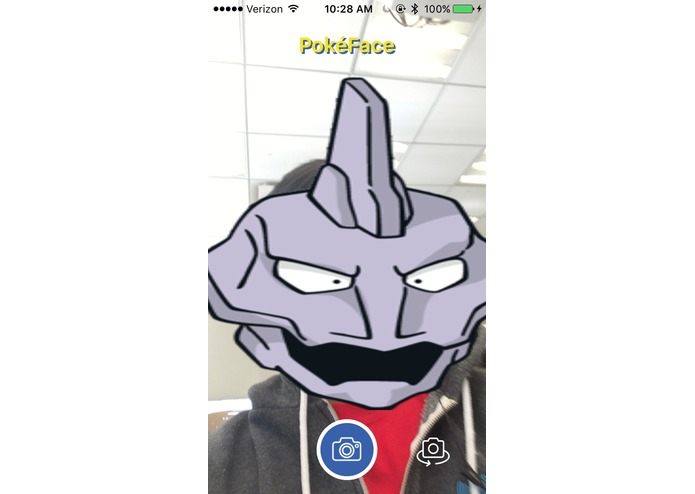 PokéFace – screenshot 1