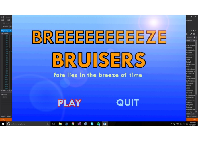 Breeze Bruisers – screenshot 1
