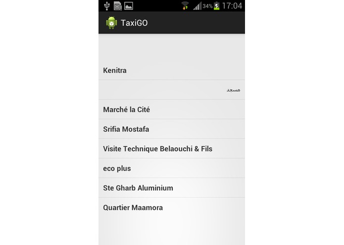 TaxiGO – screenshot 9