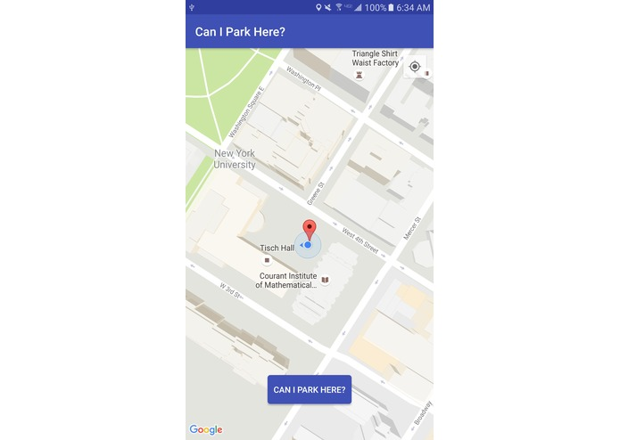 Can I park – screenshot 3