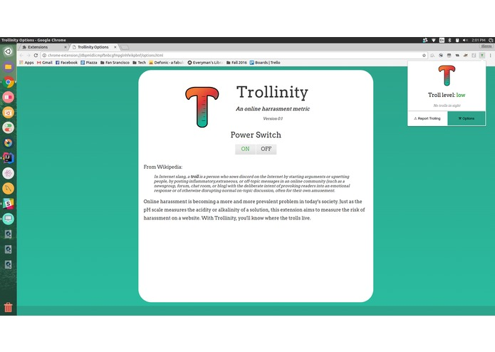 Trollinity – screenshot 1