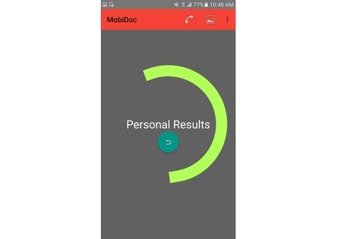 MobiDoc – screenshot 2