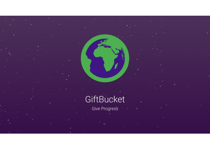 GiftBucket – screenshot 1