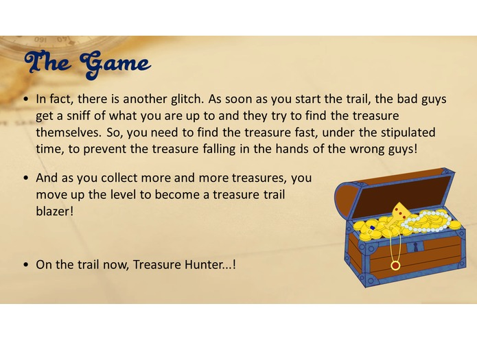 Lost Treasure – screenshot 3