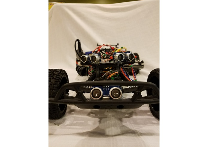 Driverless Arduino 101 Rover – screenshot 1