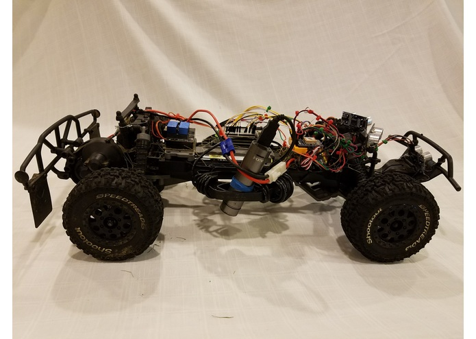 Driverless Arduino 101 Rover – screenshot 2