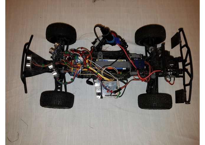 Driverless Arduino 101 Rover – screenshot 12
