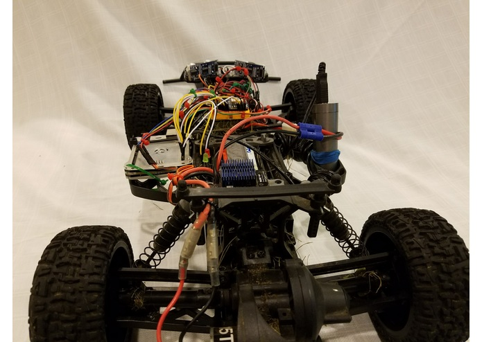 Driverless Arduino 101 Rover – screenshot 15