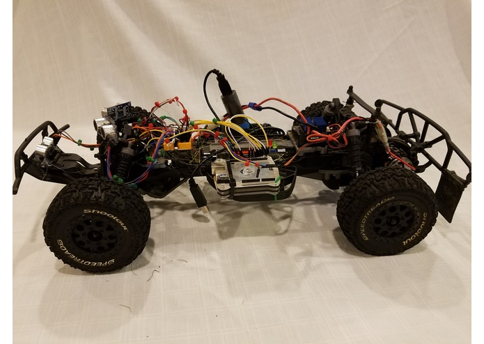 Driverless Arduino 101 Rover – screenshot 16