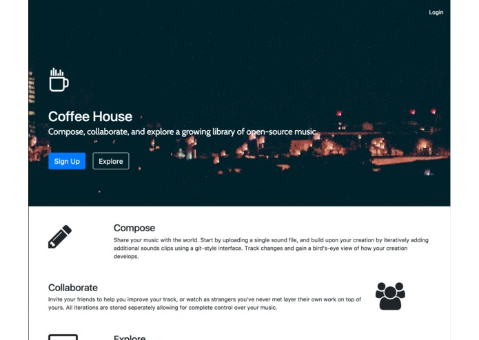 Coffee House – screenshot 1