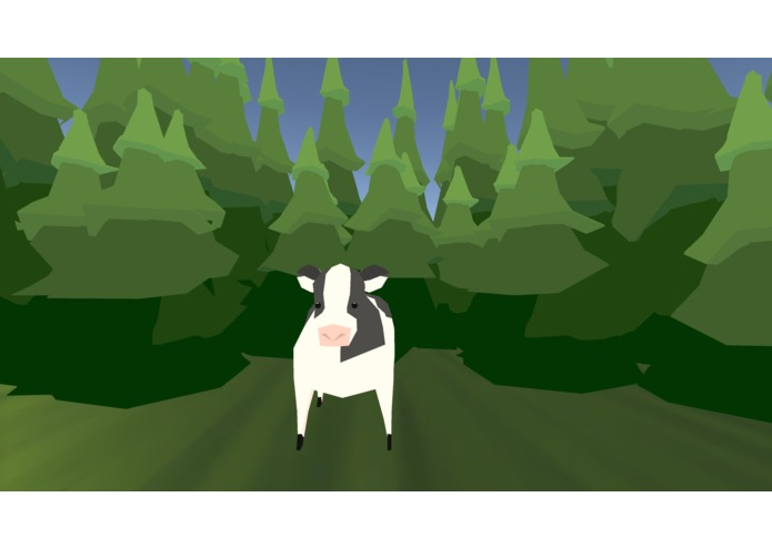 Petting Cow – screenshot 1