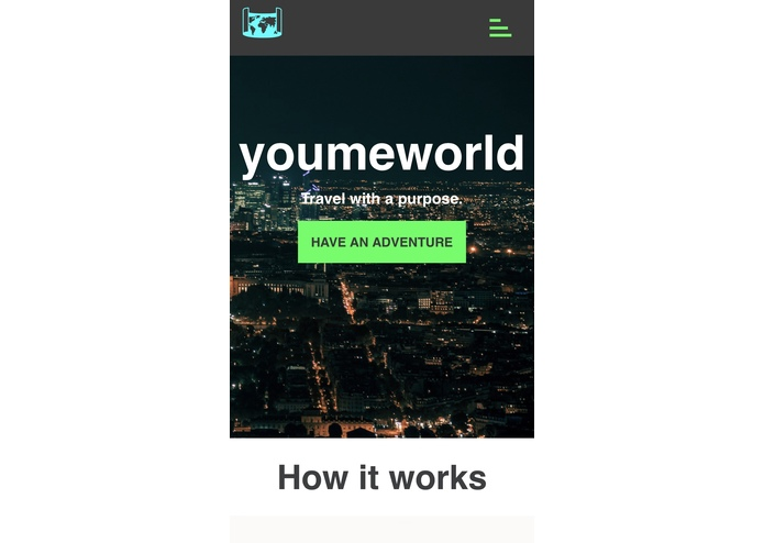 youme.world – screenshot 1