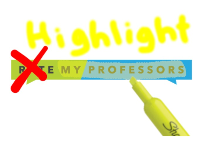 Highlight My Professors – screenshot 1