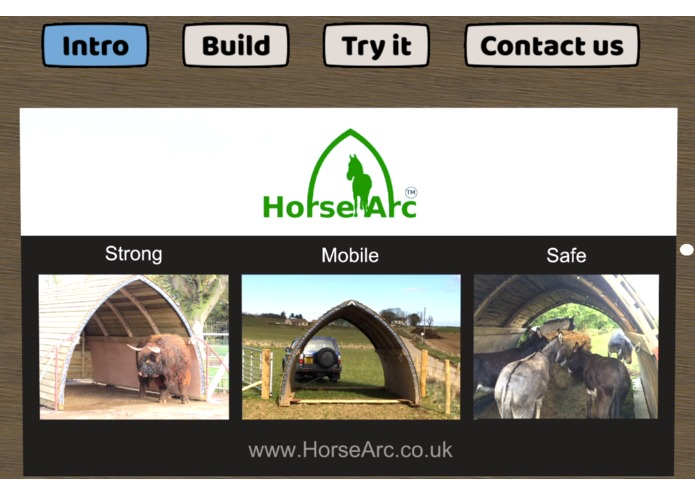 The Horse Arc - product evaluation – screenshot 1