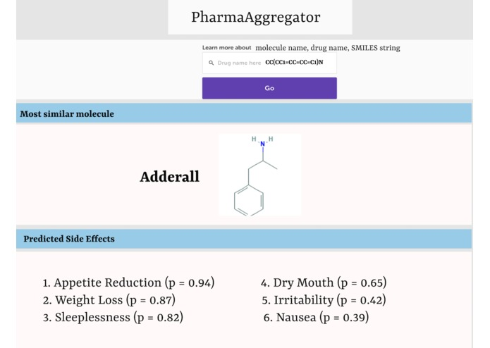 PharmaAggregator – screenshot 1