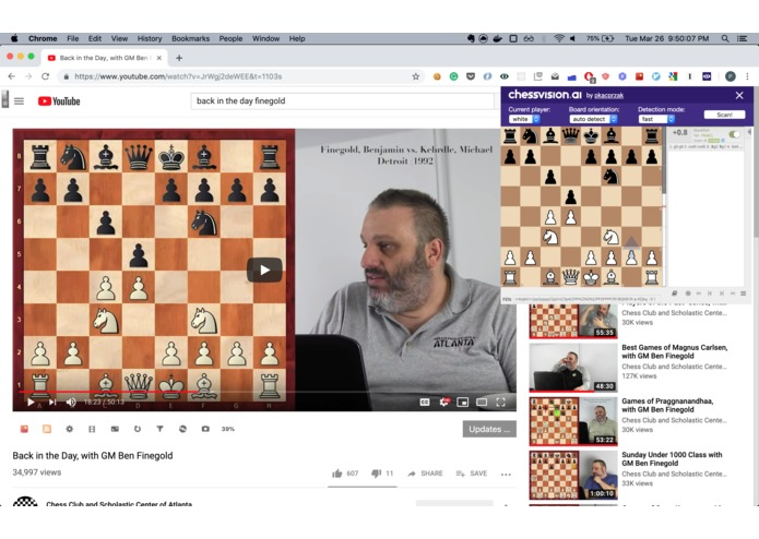 chessvision.ai – screenshot 1
