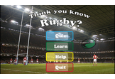 Think you know Rugby?