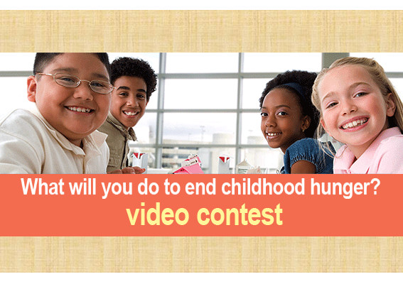 Ending Childhood Hunger Video Contest