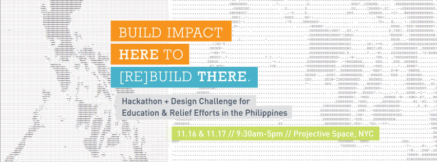 NextDayBetter Education + Typhoon Haiyan Relief Hackathon