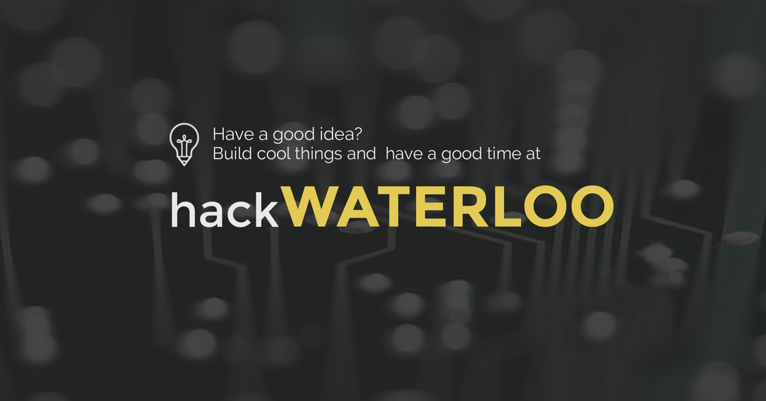 hackWaterloo