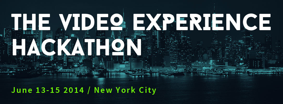 The Video Experience Hackathon at Kaltura Connect 2014