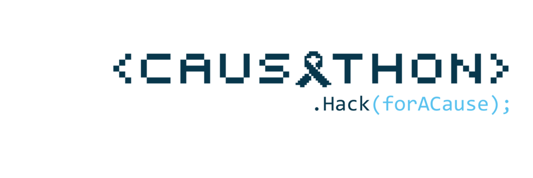 Causathon: Hack for a Cause