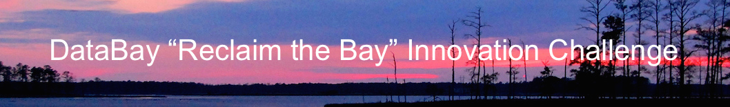 "DataBay ""Reclaim the Bay"" Innovation Challenge"