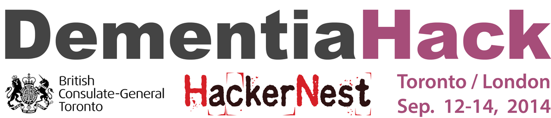 DementiaHack by UK gov & HackerNest: helping folks with dementia & their caregivers