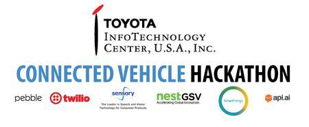 Toyota ITC Connected Vehicle Hackathon