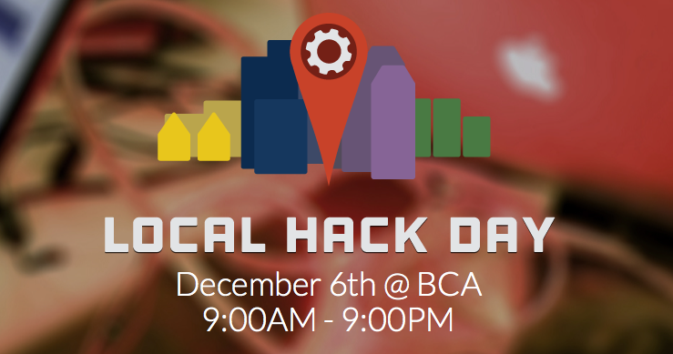 BCA - Local Hack Day