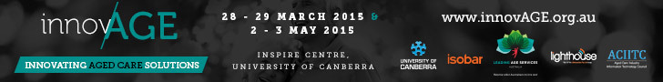 innovAGE 2015 - Innovating Aged Care Solutions