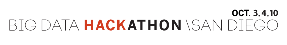 2015 Big Data Hackathon for San Diego